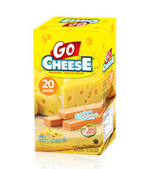 Go Cheese 20x13g