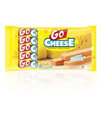 Go Cheese 10x13g