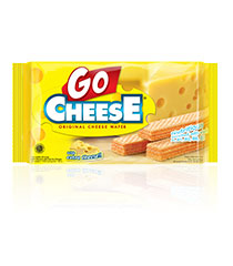 Go Cheese 80g