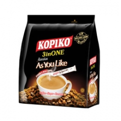 Kopiko 3inONE As You Like 30x17g
