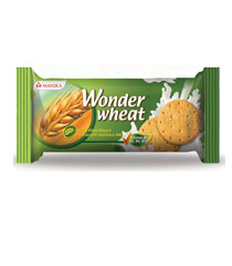 Wonder Wheat Plain 24x149g